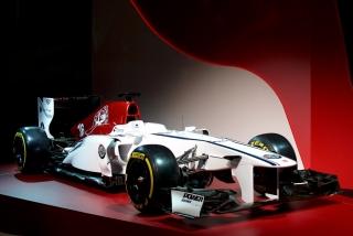 Foto 4 - Fotos Presentación Alfa Romeo Sauber F1 Team