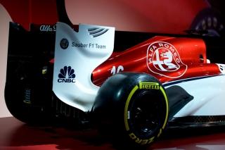 Fotos Presentación Alfa Romeo Sauber F1 Team Foto 5