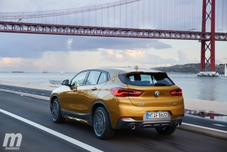 Presentación BMW X2 Foto 27