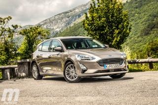 Presentación Ford Focus 2018 - Foto 5