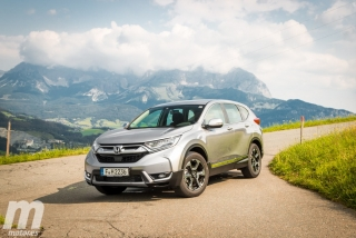 Presentación Honda CR-V 2019 - Foto 1
