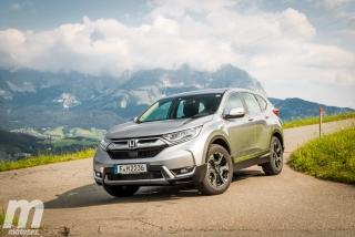 Presentación Honda CR-V 2019 - Foto 2