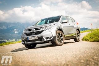 Presentación Honda CR-V 2019 - Foto 3
