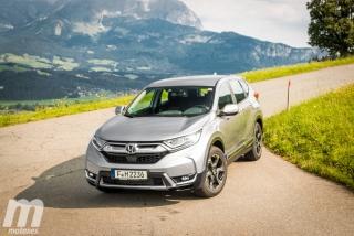 Presentación Honda CR-V 2019 - Foto 4