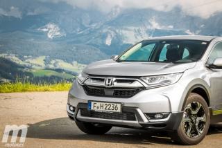 Presentación Honda CR-V 2019 - Foto 5