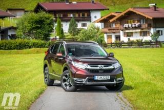 Presentación Honda CR-V 2019 Foto 9
