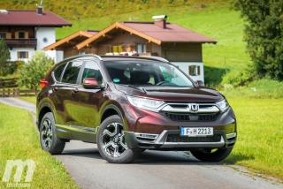 Presentación Honda CR-V 2019 Foto 10