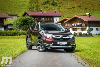 Presentación Honda CR-V 2019 Foto 11