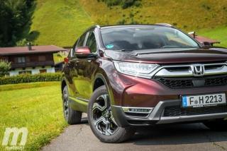 Presentación Honda CR-V 2019 Foto 13