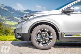 Presentación Honda CR-V 2019 Foto 17