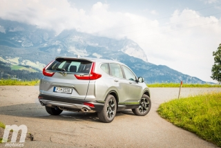 Presentación Honda CR-V 2019 Foto 21
