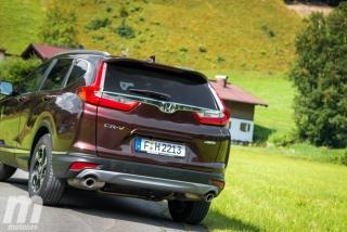 Presentación Honda CR-V 2019 Foto 28