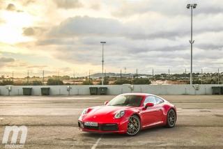 Presentación Porsche 911 992 - Foto 2