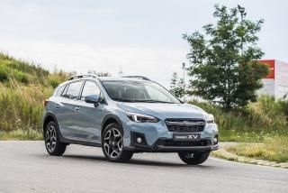 Presentación Subaru XV 2018 Foto 1