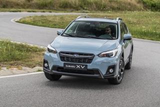 Presentación Subaru XV 2018 Foto 2