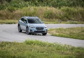 Presentación Subaru XV 2018 Foto 3