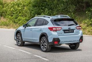 Presentación Subaru XV 2018 Foto 21