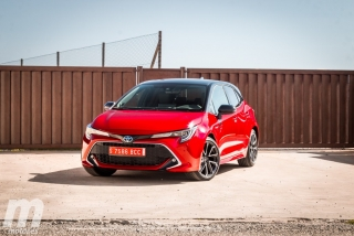 Presentación Toyota Corolla 2019 - Foto 5