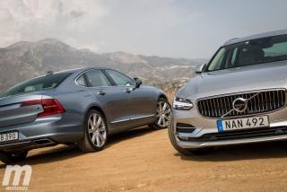 Foto 2 - Presentación Volvo S90 y V90