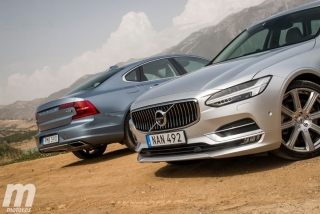 Foto 3 - Presentación Volvo S90 y V90