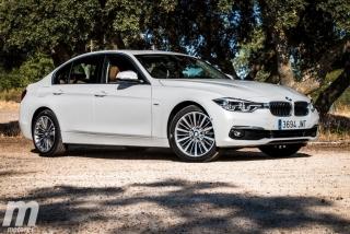 Foto 1 - Prueba BMW Serie 3