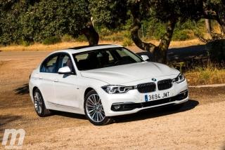 Foto 3 - Prueba BMW Serie 3