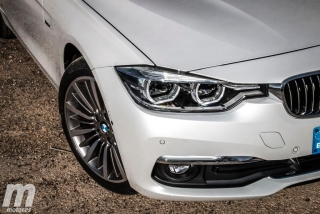 Foto 4 - Prueba BMW Serie 3