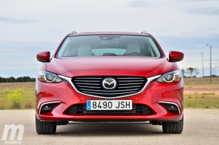Prueba Mazda6 Wagon 2.2 Diesel AWD AT Foto 4
