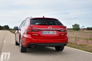 Prueba Mazda6 Wagon 2.2 Diesel AWD AT Foto 15