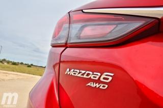 Prueba Mazda6 Wagon 2.2 Diesel AWD AT Foto 22
