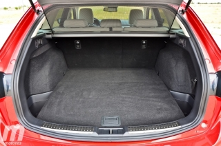 Prueba Mazda6 Wagon 2.2 Diesel AWD AT Foto 24