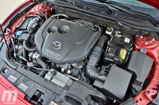 Prueba Mazda6 Wagon 2.2 Diesel AWD AT Foto 28