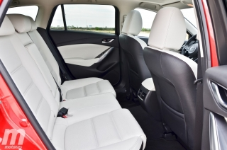 Prueba Mazda6 Wagon 2.2 Diesel AWD AT Foto 32