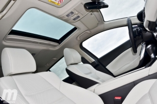 Prueba Mazda6 Wagon 2.2 Diesel AWD AT Foto 37