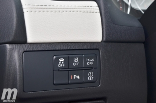Prueba Mazda6 Wagon 2.2 Diesel AWD AT Foto 42