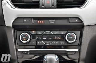 Prueba Mazda6 Wagon 2.2 Diesel AWD AT Foto 47