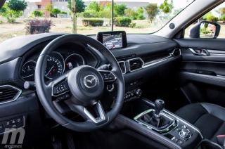 Prueba Prueba Mazda CX-5 Diesel 150 CV Foto 26
