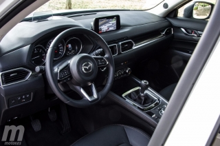 Prueba Prueba Mazda CX-5 Diesel 150 CV Foto 30