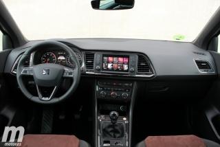 Prueba SEAT Ateca 1.4 TSI 150 CV 4Drive Foto 17