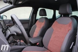 Prueba SEAT Ateca 1.4 TSI 150 CV 4Drive Foto 4