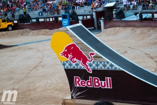 RedBull X-Fighters Madrid 2016