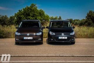Foto 4 - Fotos VW Touran 2011 vs VW Touran 2016