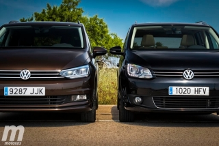 Foto 3 - Fotos VW Touran 2011 vs VW Touran 2016