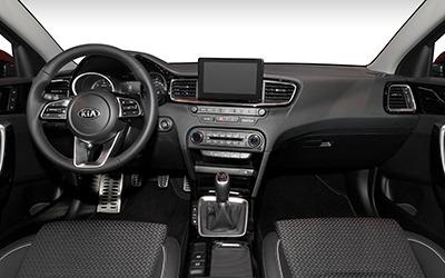 Kia Ceed Ceed 1.4 CVVT 74kW (100CV)
