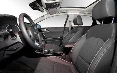 Kia Ceed Tourer Ceed Tourer Tourer 1.0 T-GDi 88kW (120CV) Concept