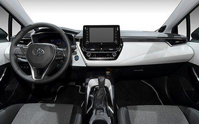 Toyota Corolla Corolla Hatchback 1.8 125H ACTIVE E-CVT