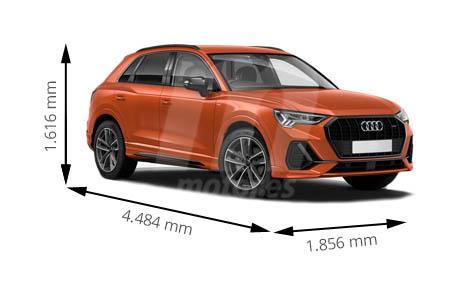 Medidas Audi Q3 Longitud Anchura Altura Y Maletero