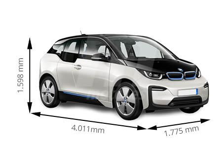 Medidas de coches BMW