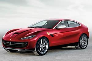 Ferrari Purosangue