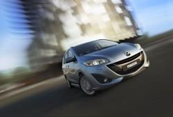 Mazda 5 2011 llega en otoño
